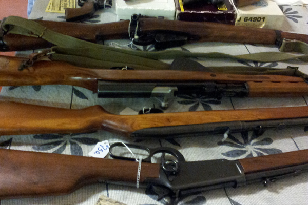 gun show prescott valley