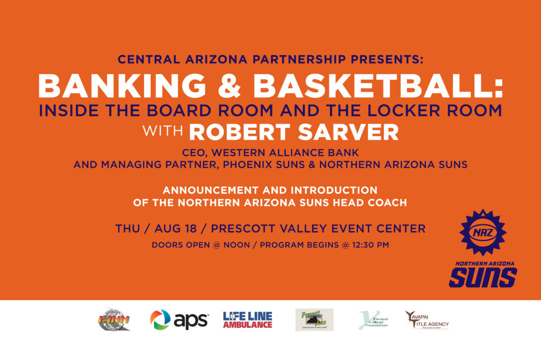 Banking and Basketball with Phoenix Suns' Managing Partner Robert Sarver