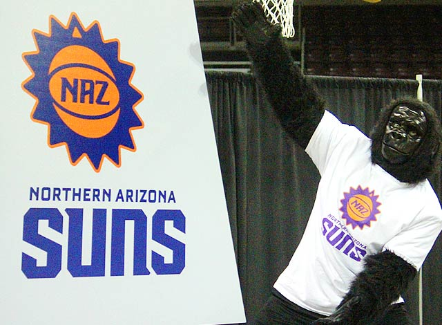 First Game Northern AZ Suns Basketball Nov 12 at Prescott Valley Events Center
