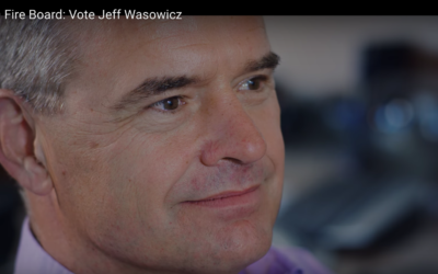 Jeff Wasowicz, Candidate for CYFD Board of Directors