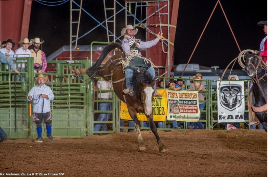 Rodeo Finals Coming to Prescott Valley Events Center Oct 2017