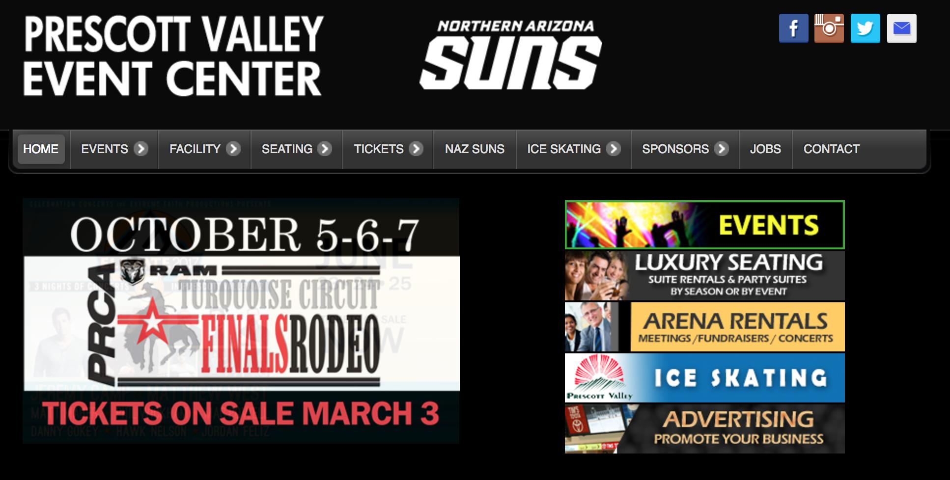Prescott Valley Events Center