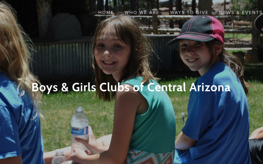 Let's Bust $100,000 for the Boys and Girls Club of Central AZ