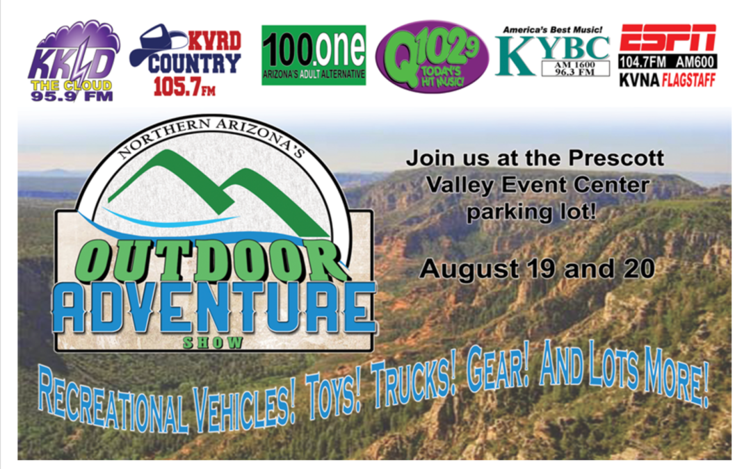 Outdoor Adventure Show and Firearms Show August 19-20