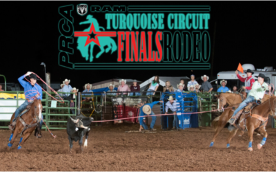 Ram Turquoise Circuit Pro Rodeo Finals Oct 5th 6th 7th at Prescott Valley Events Center