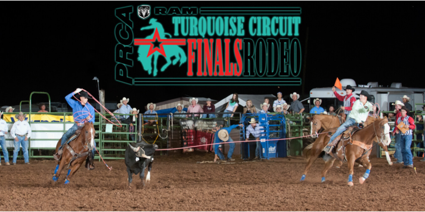Ram Turquoise Circuit Pro Rodeo Finals