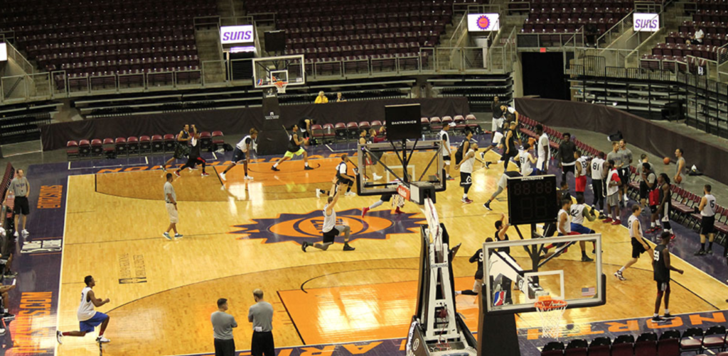 NAZ Suns Tryouts