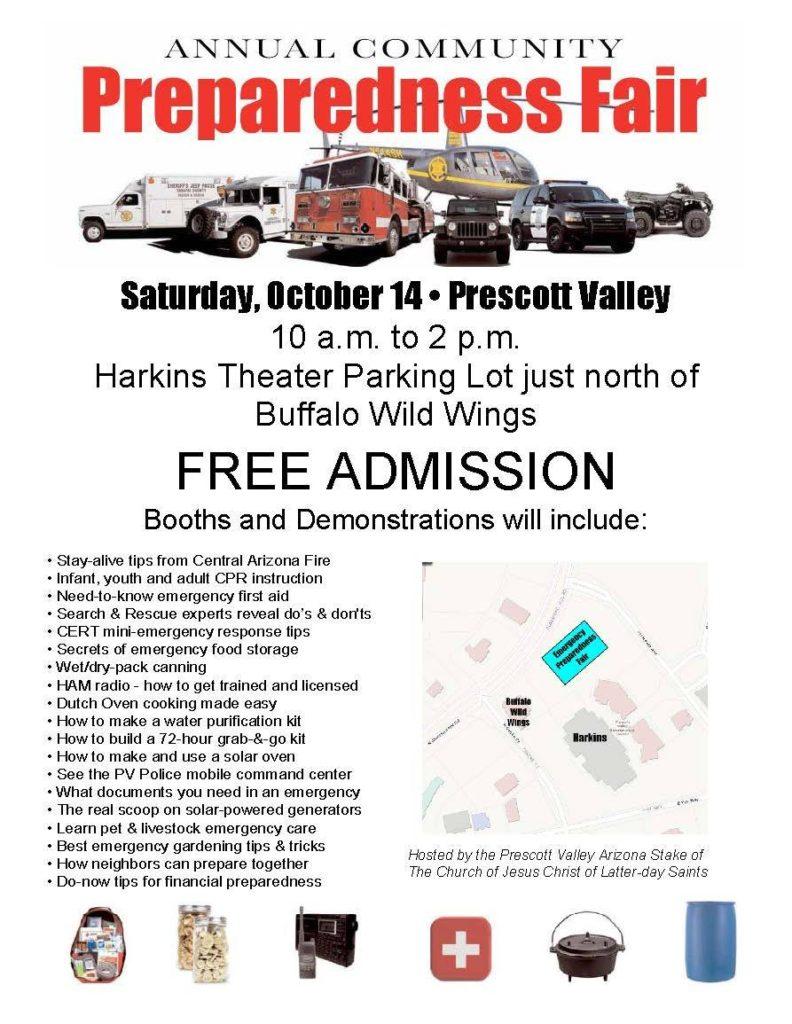 community preparedness fair