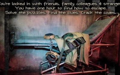 Escape the Abandoned Lunatic Asylum