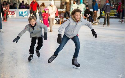 Ice Skating Begins Nov 5th