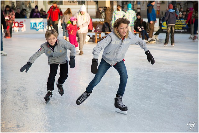 Ice Skating Begins Nov 5th