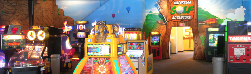 video games arcade freedom station