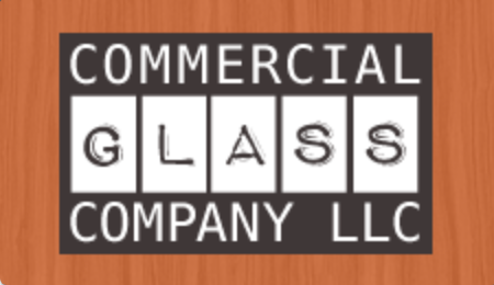 Commercial Glass Company Shop with Cop