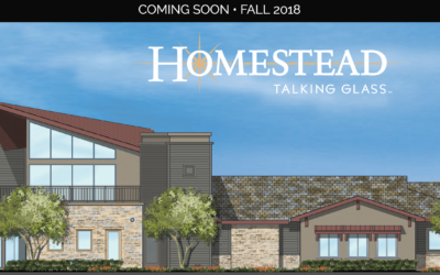 Sign Up Now for Homestead TALKING GLASS Luxury Apartments