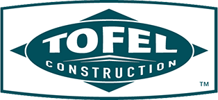 tofel construction shop with a cop