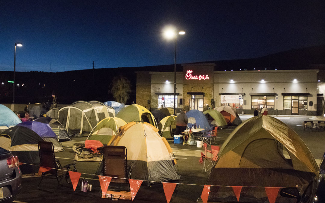 First 100 at Chick-fil-A Grand Opening Earn 52 Free Meals for Year