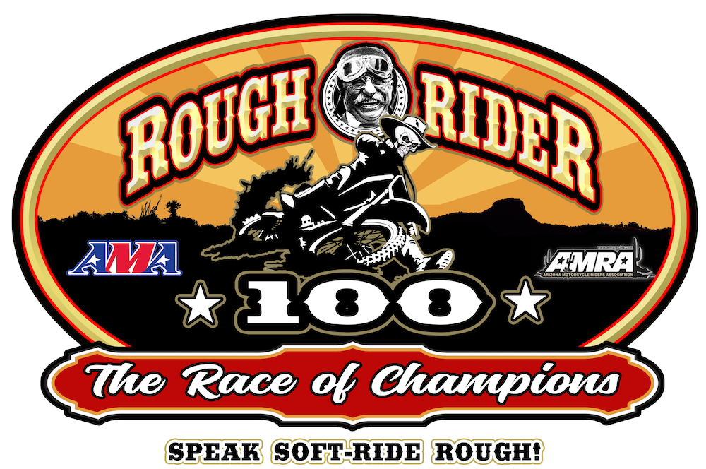 roughrider 100 motorcycle race