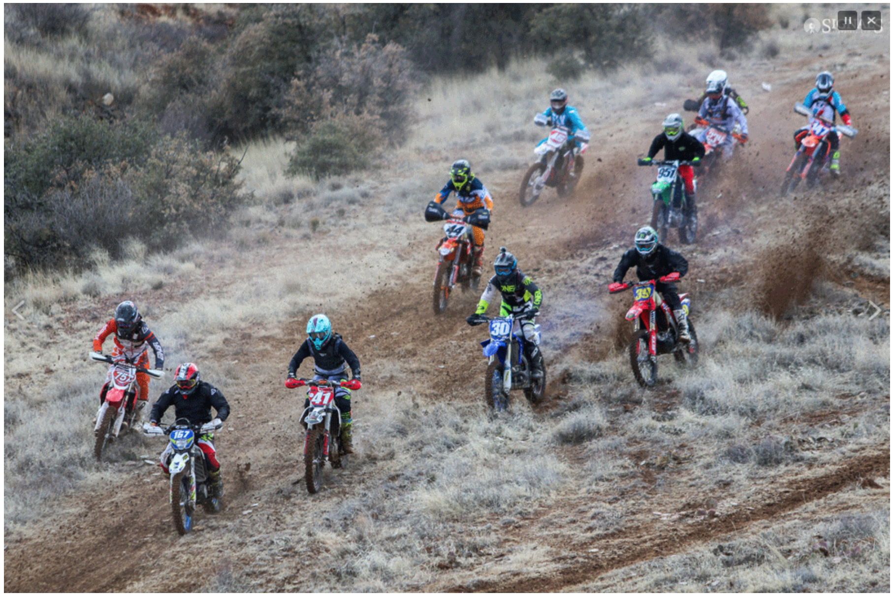 Arizona's Largest Off-Road Professional Motorcycle Race Taking Place in Prescott Valley Feb 18, 2019