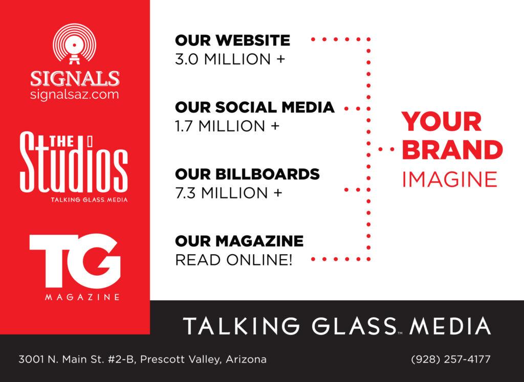website, billboards, magazine, media