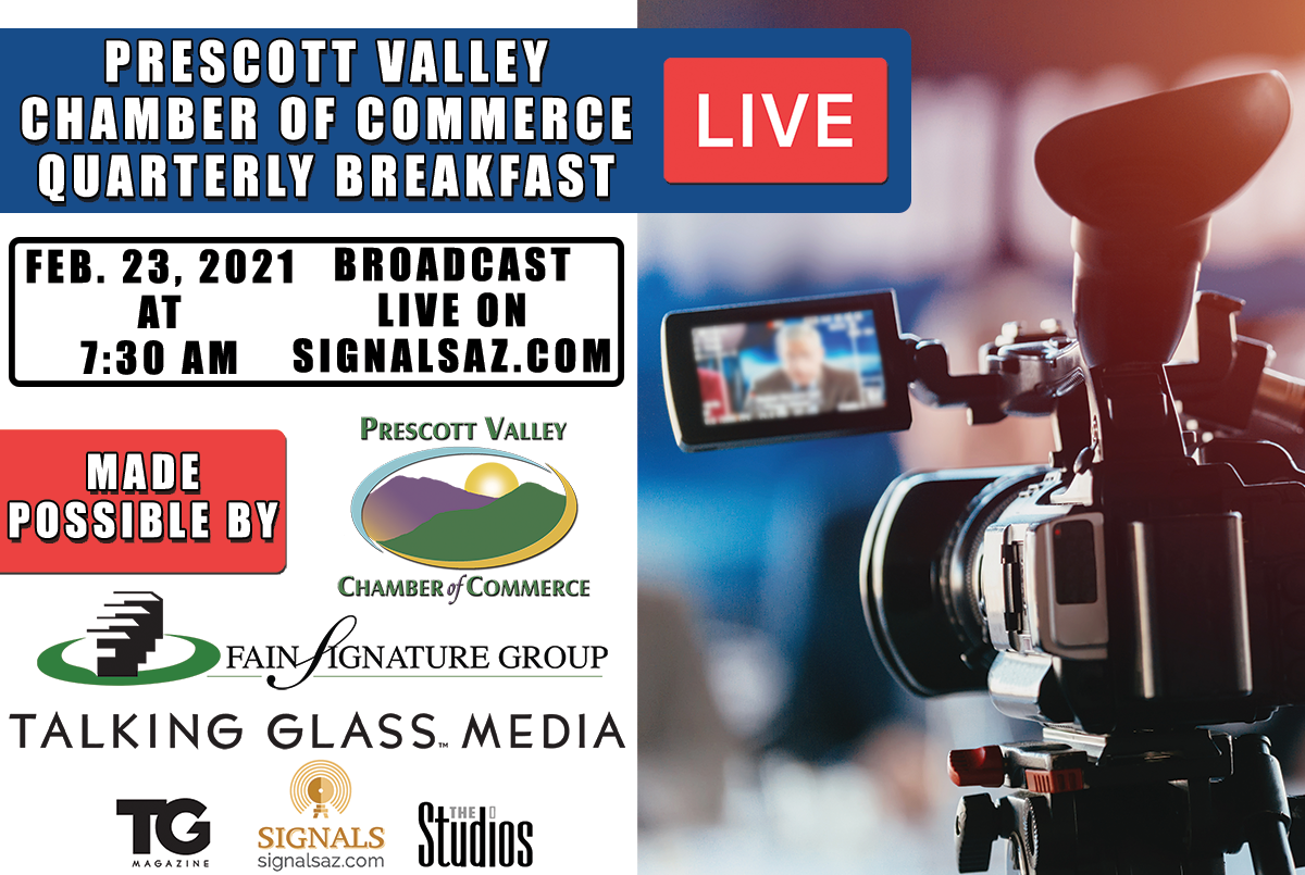 Fain Signature Group to Host Live Streaming Event for Prescott Valley Chamber of Commerce