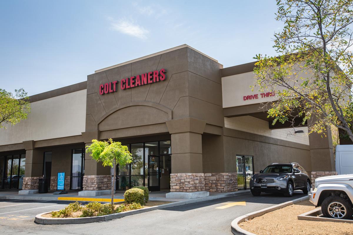 Colt Cleaners Prescott Valley