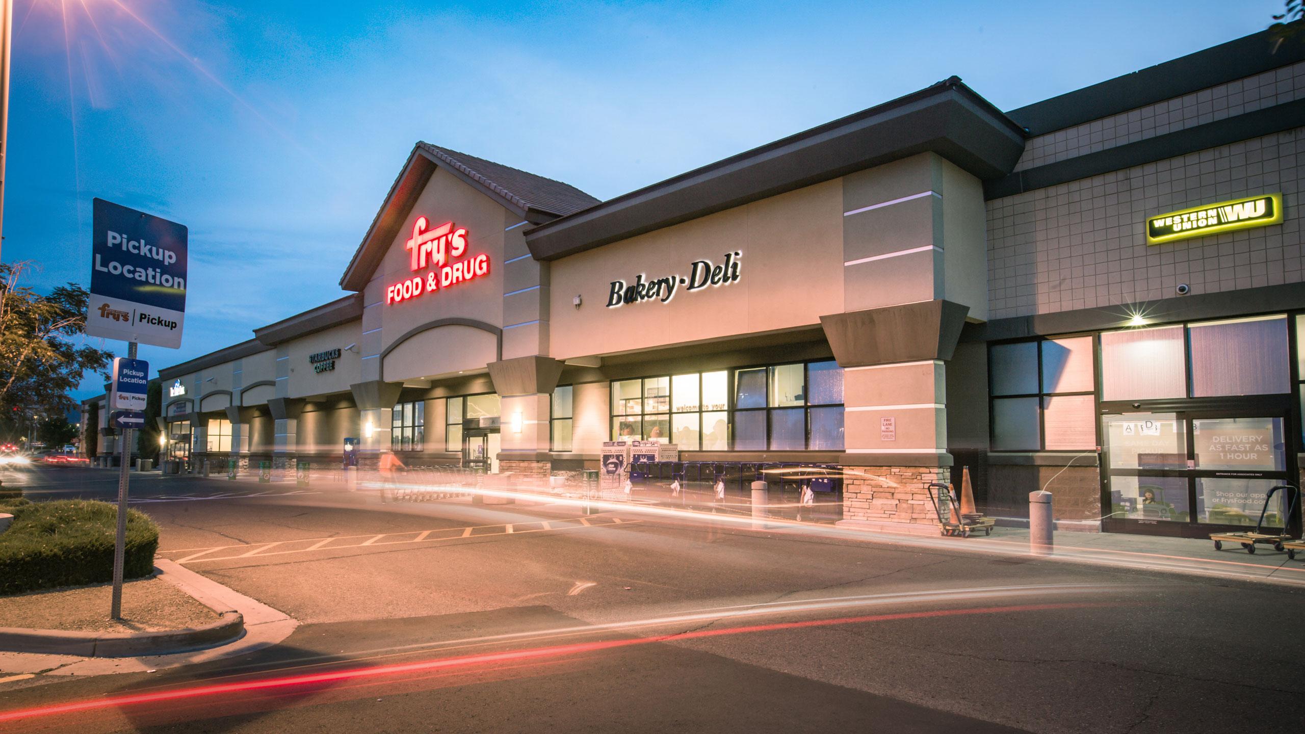 Fry's Neighborhood Center - Shops A - 3.88 Acres