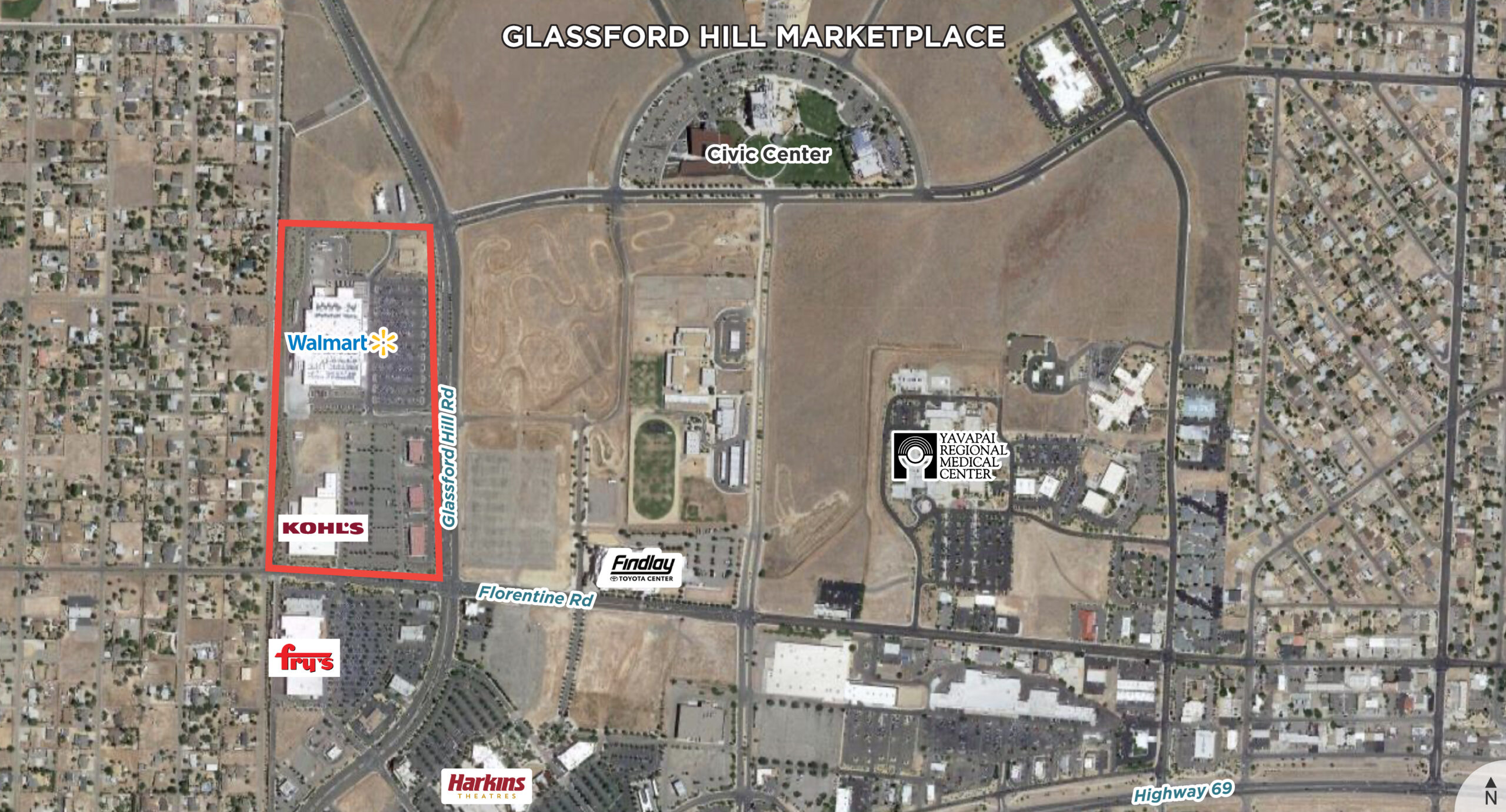 Glassford Hill Marketplace Retail C | Retail D